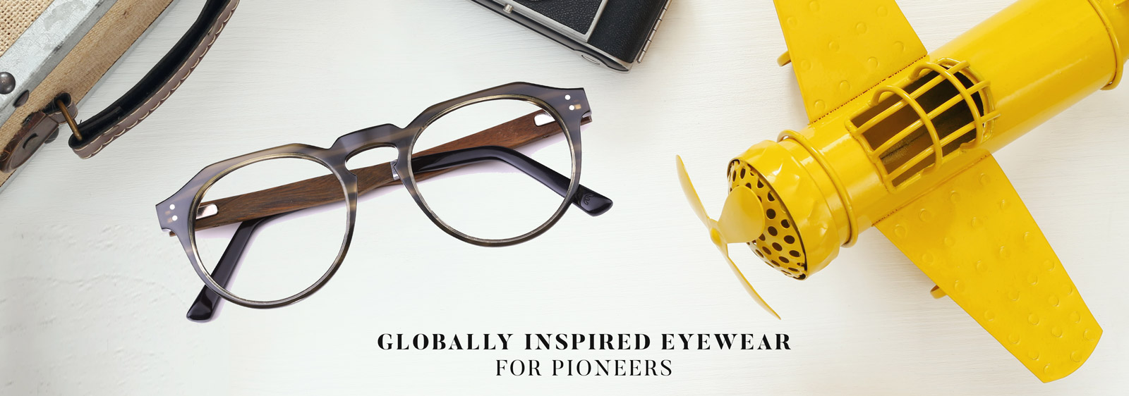 Eyeglasses Online for Pioneers with  Lenses from Essilor